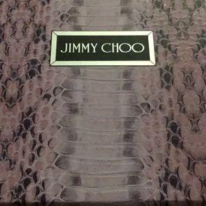 Jimmy Choo box